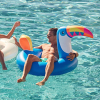 Sunnylife: Luxe Pool Ring - Toucan