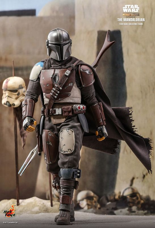 "Star Wars: The Mandalorian - 12"" Articulated Figure"