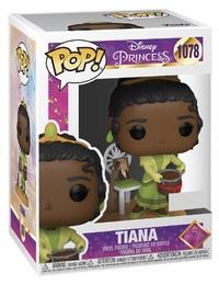 Disney: Tiana with Gumbo (Ultimate Princess) - Pop! Vinyl Figure