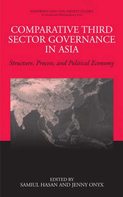 Comparative Third Sector Governance in Asia image