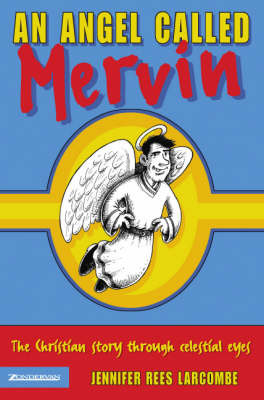 Angel Called Mervin by Jennifer Rees Larcombe image