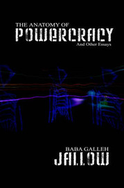 The Anatomy of Powercracy and Other Essays by Baba, Galleh Jallow image