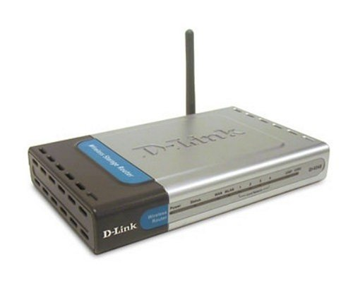 D-Link AirPlus XtremeG Wireless 108G USB Storage Router DI-624S