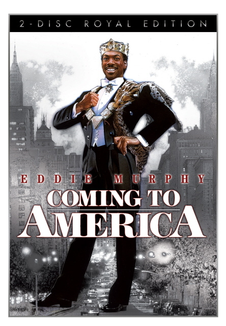 Coming To America - 2-Disc Royal Edition (2 Disc Set) on DVD