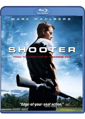 Shooter on Blu-ray