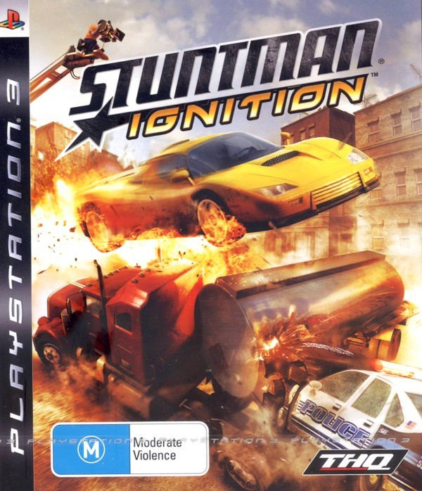 Stuntman: Ignition for PS3