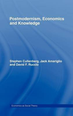 Post-Modernism, Economics and Knowledge image