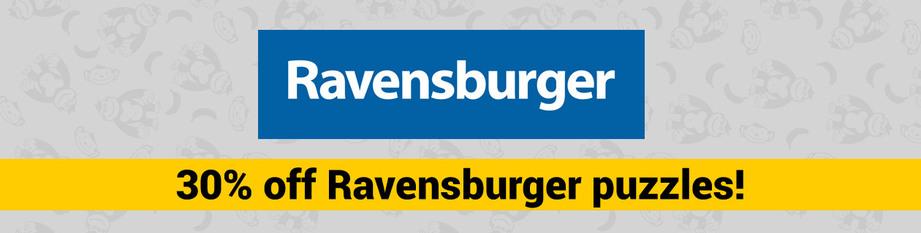 30% Off Ravensburger