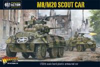 US Army M8/M20 Greyhound Scout Car