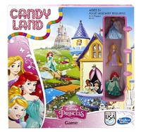 Disney: Candy Land (Princess Edition) - Board Game