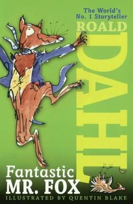 Fantastic Mr. Fox (School & Library Binding Edition) by Roald Dahl image