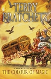 The Colour of Magic (Discworld 1 - Rincewind) (UK Ed.) by Terry Pratchett