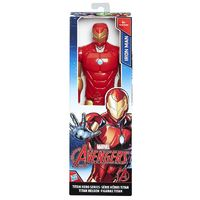 "Marvel: Titan Hero - Iron Man 12"" Figure"