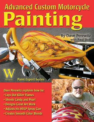 Advanced Custom Motorcycle Painting by Dave Perewitz image