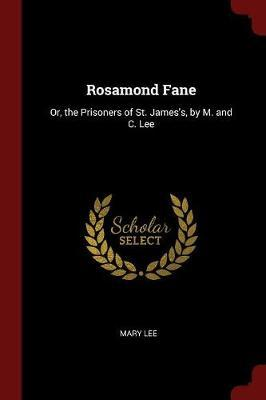 Rosamond Fane by Mary Lee image