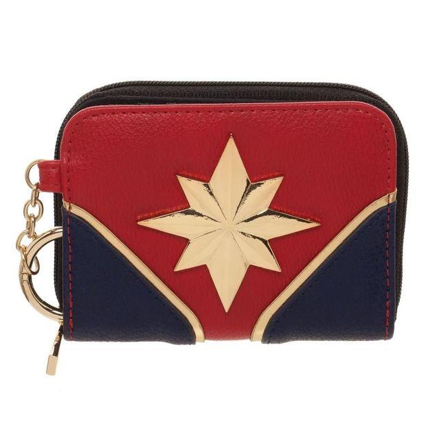 Marvel: Captain Marvel - Mini Bifold Wallet