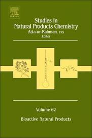 Studies in Natural Products Chemistry: Volume 62