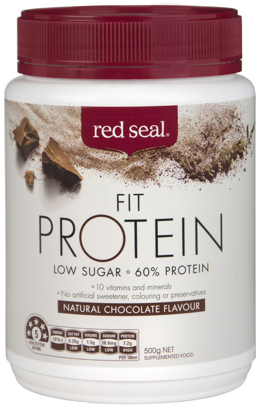 Red Seal Fit Protein - Chocolate (500g)