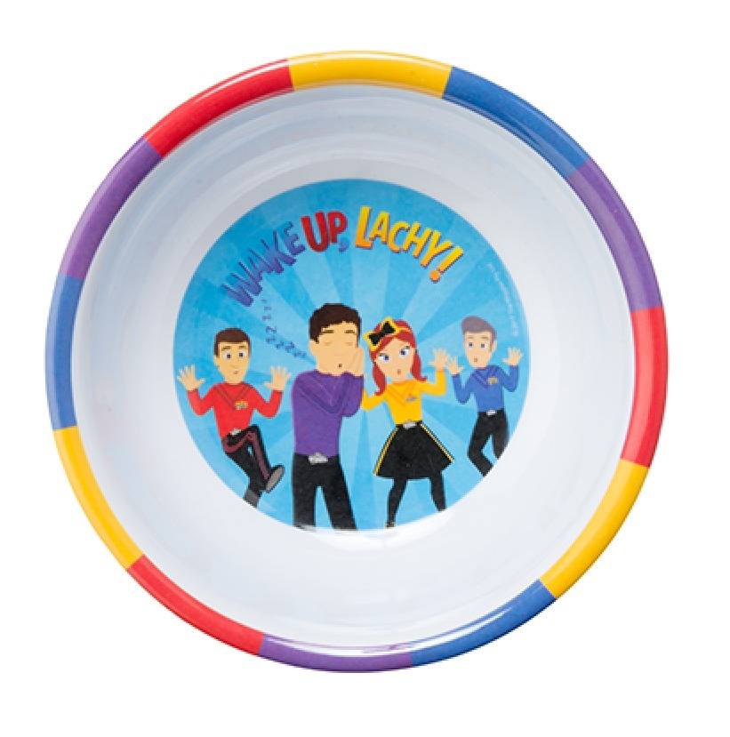 The Wiggles - Children's Bowl (14cm) image