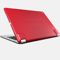 """Brydge Slimline Protective Case for iPad Pro 12.9"""" - Red"""
