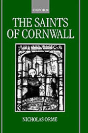 The Saints of Cornwall by Nicholas Orme image