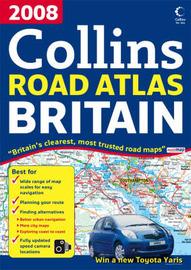 Collins Road Atlas Britain image