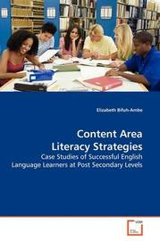 Content Area Literacy Strategies by Elizabeth Bifuh-Ambe