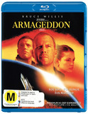 Armageddon on Blu-ray