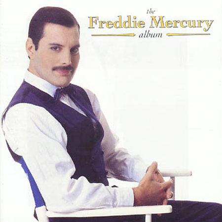 Freddie Mercury Album by Freddie Mercury