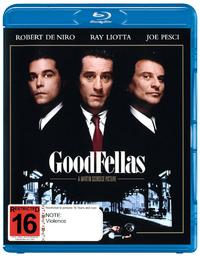 GoodFellas on Blu-ray image