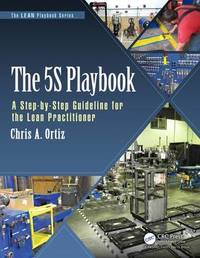 The 5S Playbook by Chris A. Ortiz