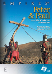 Empires: Peter and Paul and the Christian Revolution on DVD