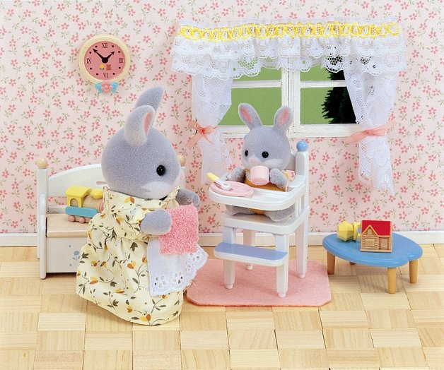 Sylvanian Families: Baby High Chair