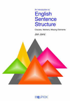 Introduction to English Sentence Structure by Jon Jonz