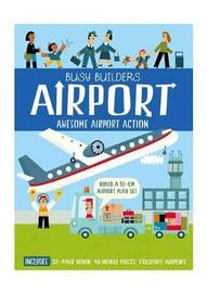 Busy Builders Airport by Timothy Knapman