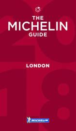 Michelin Guide London 2018 by Michelin