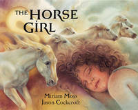 The Horse Girl by Miriam Moss image