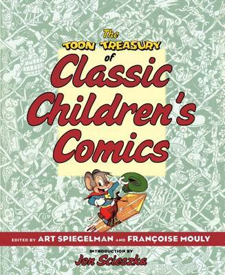 TOON Treasury of Classic Children's Comics image