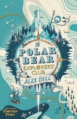 The Polar Bear Explorers' Club by Alex Bell image