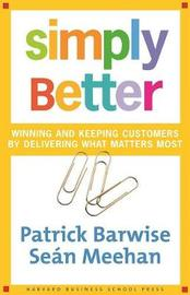 Simply Better by Patrick Barwise