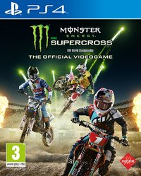Monster Energy Supercross - The Official Videogame for PS4