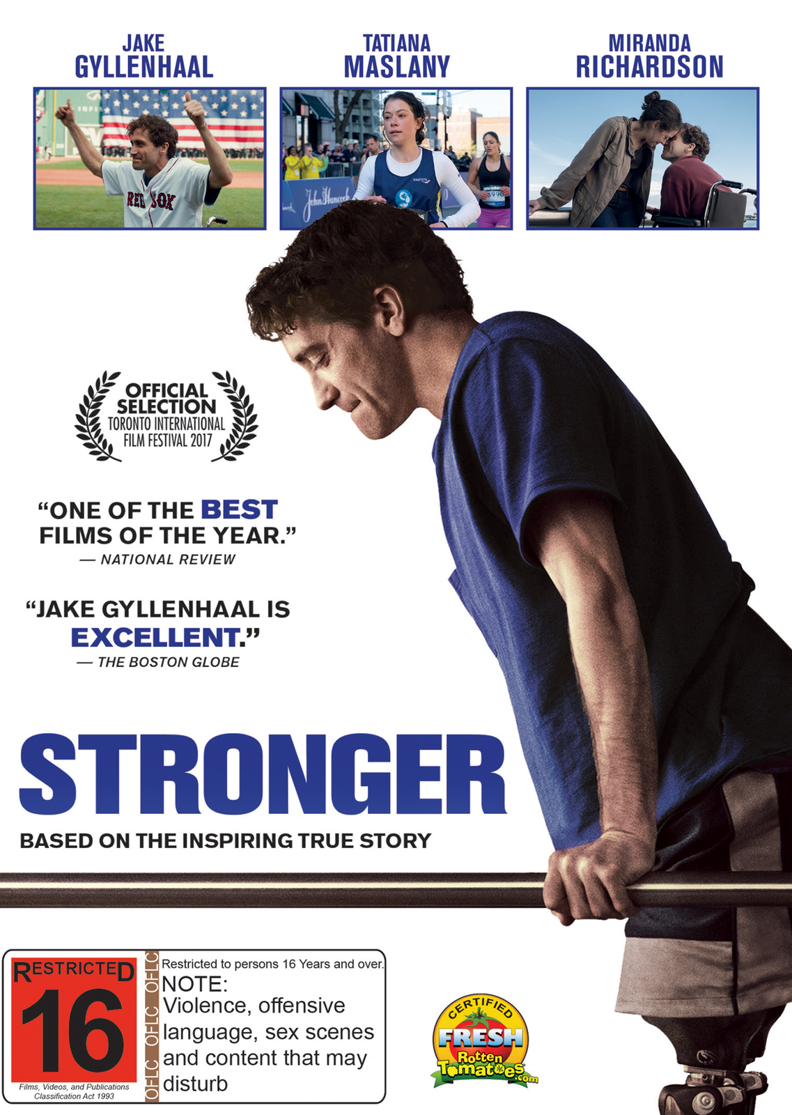 Stronger on DVD image
