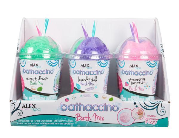 Alex Spa: Bathaccino Bath Mix - Strawberry Surprise image