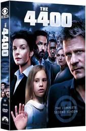The 4400 - Season 2 (4 Disc Set) on DVD