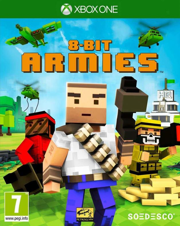 8-Bit Armies for Xbox One