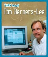 Info Buzz: History: Tim Berners-Lee by Izzi Howell image
