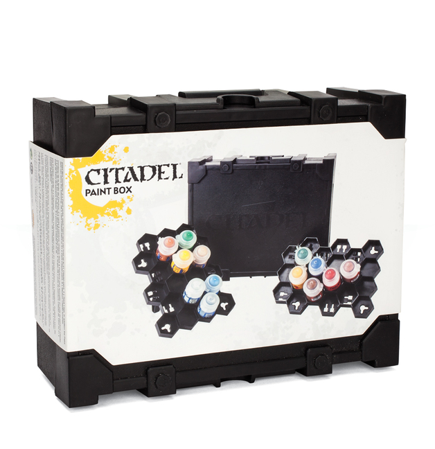 Citadel Paint Box