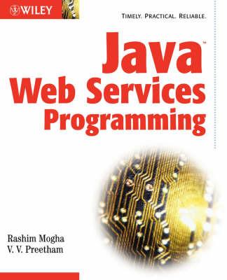 Java Web Services Programming by Rashim Mogha image