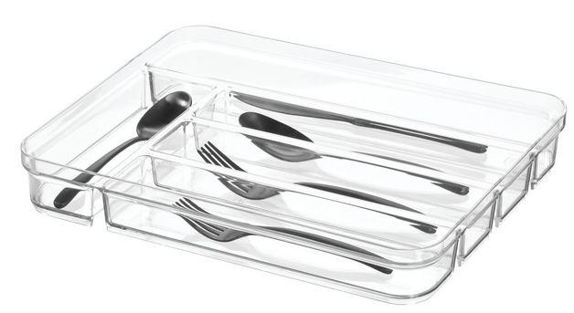 InterDesign: Crisp Cutlery Tray