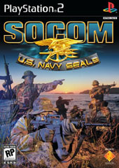 SOCOM U.S Navy Seals (with Headset) for PS2